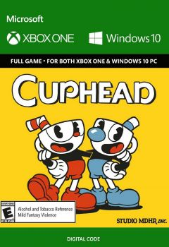 Jaquette de Cuphead PC