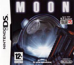 Jaquette de Moon Nintendo 3DS