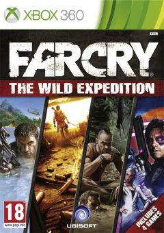 Jaquette de Far Cry : L'expédition Sauvage Xbox 360
