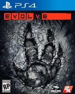 Jaquette de Evolve PS4