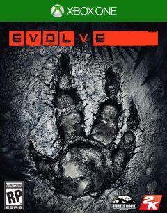 Jaquette de Evolve Xbox One