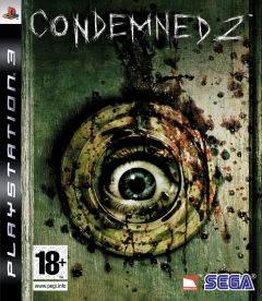 Jaquette de Condemned 2 : Bloodshot PlayStation 3