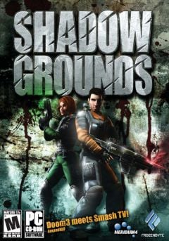 Jaquette de Shadowgrounds PC