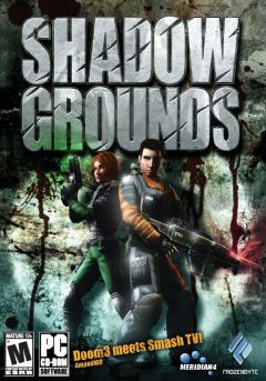 Jaquette de Shadowgrounds Mac