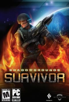 Jaquette de Shadowgrounds Survivor PC