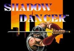 Jaquette de Shadow Dancer : The Secret of Shinobi Megadrive
