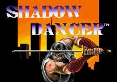 Jaquette de Shadow Dancer : The Secret of Shinobi Mega Drive