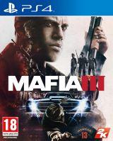 Jaquette de Mafia III PS4