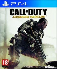 Jaquette de Call of Duty : Advanced Warfare PS4