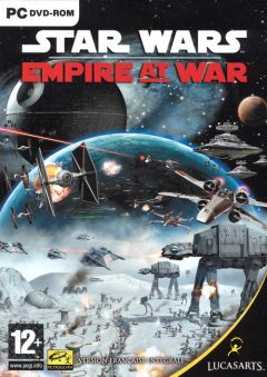 Jaquette de Star Wars : Empire at War PC
