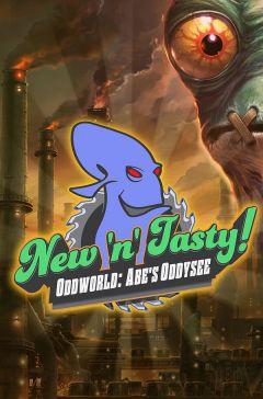 Jaquette de Oddworld : New 'n' Tasty ! PS Vita