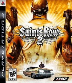 Jaquette de Saints Row 2 PlayStation 3