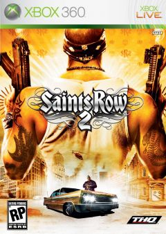 Jaquette de Saints Row 2 Xbox 360
