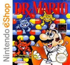Jaquette de Dr. Mario Nintendo 3DS