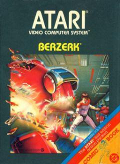 Jaquette de Berzerk Arcade