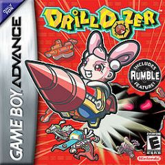 Jaquette de Drill Dozer Game Boy Advance