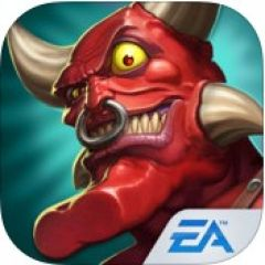 Jaquette de Dungeon Keeper iPad