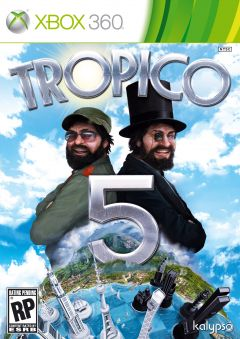 Jaquette de Tropico 5 Xbox 360