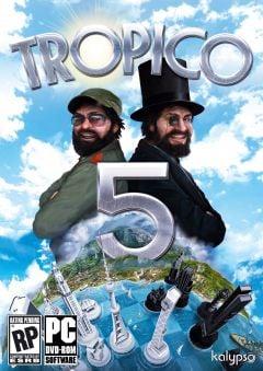 Jaquette de Tropico 5 PC