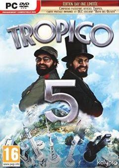 Jaquette de Tropico 5 Mac