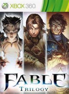 Jaquette de Fable Trilogy Xbox 360