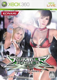 Jaquette de Rumble Roses XX Xbox 360