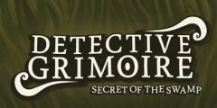 Jaquette de Detective Grimoire : Secret of the Swamp Mac