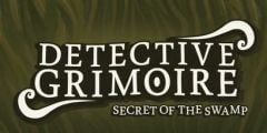 Jaquette de Detective Grimoire : Secret of the Swamp iPhone, iPod Touch