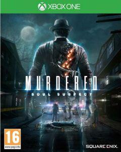 Jaquette de Murdered : Soul Suspect Xbox One