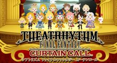 Jaquette de Theatrhythm Final Fantasy : Curtain Call Nintendo 3DS