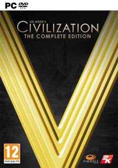Jaquette de Sid Meier's Civilization V : The Complete Edition PC