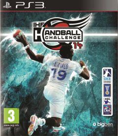 Jaquette de IHF Handball Challenge 14 PlayStation 3