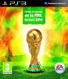 Jaquette de Coupe du monde de la FIFA : Br�sil 2014 PlayStation 3