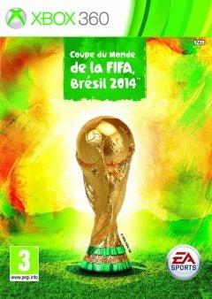 Jaquette de Coupe du monde de la FIFA : Brésil 2014 Xbox 360