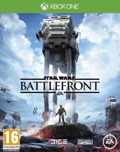 Jaquette de Star Wars Battlefront Xbox One