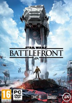 Jaquette de Star Wars Battlefront PC