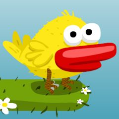 Piou Piou contre les Cactus (Android)