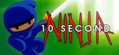 Jaquette de 10 second Ninja PC