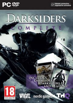 Jaquette de Darksiders Complete PC