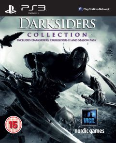 Jaquette de Darksiders Complete PlayStation 3