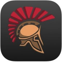 Jaquette de Hoplite iPhone, iPod Touch