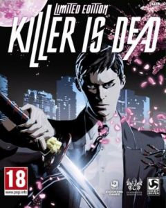 Jaquette de Killer Is Dead PC