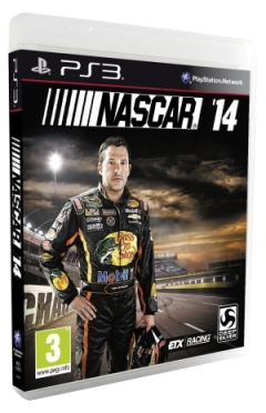 Jaquette de NASCAR 14 PlayStation 3