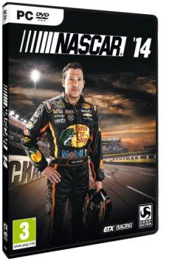 Jaquette de NASCAR 14 PC