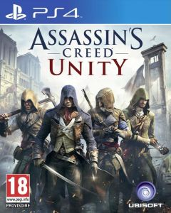Jaquette de Assassin's Creed : Unity PS4