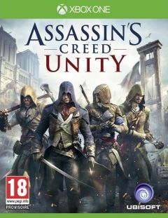 Jaquette de Assassin's Creed : Unity Xbox One