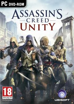 Jaquette de Assassin's Creed : Unity PC