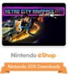 Jaquette de Retro City Rampage Nintendo 3DS
