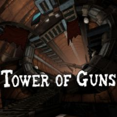 Jaquette de Tower of Guns PC