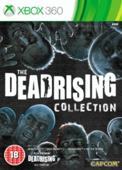 Jaquette de The Dead Rising Collection Xbox 360
